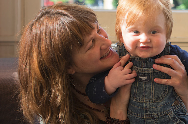 For Moms, Making a Better Future Is a Top Priority