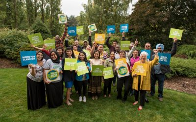 Yes on 1631 Coalition Supports 2019 Legislative Agenda for Equitable Climate Action in State Capital